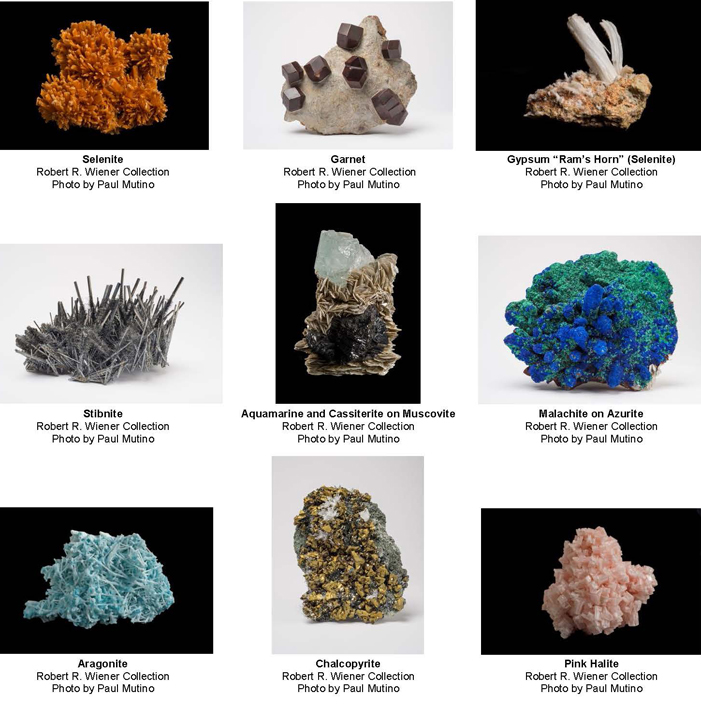 treasures of the earth mineral masterpieces from the robert r