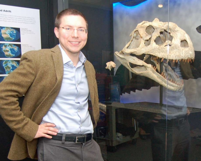 Bruce Experiences: Members-Only - Dr. Daniel Ksepka, Curator of Science