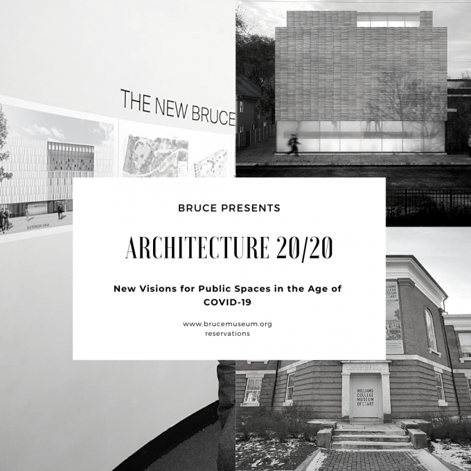 Bruce Presents Architecture 20/20: New Visions for Public Spaces in the Age of COVID-19