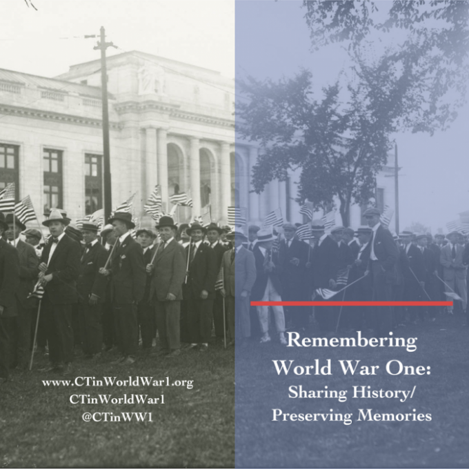World War I Digitization Day