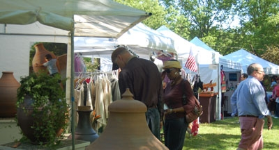 Bruce Museum's 32nd Annual Outdoor Crafts Festival